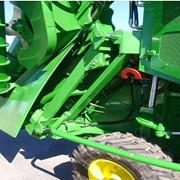 Agricultural Equipment - Hydraulically Adjustable Harvester Fronts