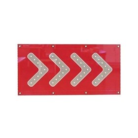 PVC Banner Safety Sign