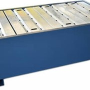 Powder Coated Steel Drum Bund – Two Drum