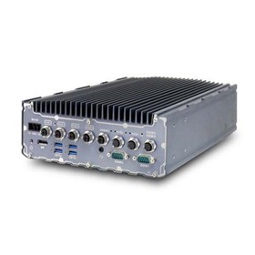 Half-Rack EN50155 Rugged Fanless Computer | SEMIL-1300 Series