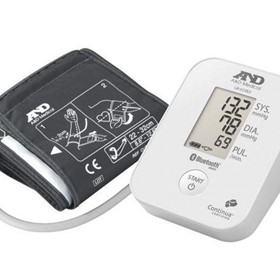 Automatic Blood Pressure Monitor with Bluetooth