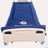 Fall Prevention Mattress Cover | Safe 'N' Secure