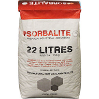 Sorbalite Natural Zeolite General Purpose Floorsweep 22L (ZEO22)