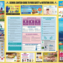 School Canteen Guide to Food Safety & Nutrition 2016