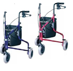 Walking Aids | Tri Wheel Walker Days Rollator