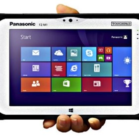 Panasonic FZ-M1 Toughpad Tablet