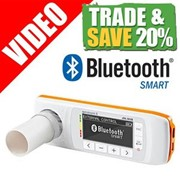 Spirobank 2 Smart | Bluetooth | iPad | 60 Disp. Turbine | MIR911028D10