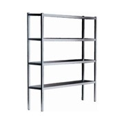 Steel Bolted Shelving