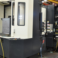 Twin Pallet Horizontal Machining Centre | Makino A66E