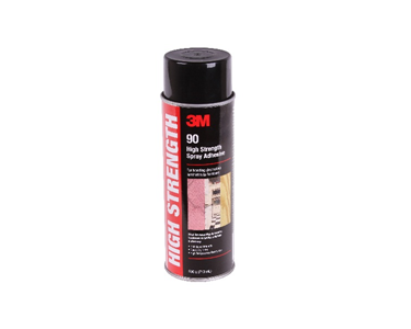 3M 90 High Strength Spray Adhesive