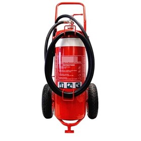 Dry Chemical Mobile Fire Extinguisher