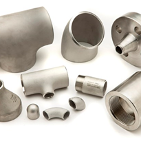 Duplex Tube, Pipe, Fittings & Flanges