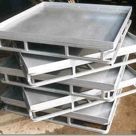 Custom Made Steel Pallets