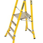 Workmaster 450mm & 550mm Fibreglass Platform Ladders | Branach