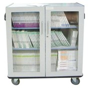 Mobile Medical Storage Cabinet | Mini-Cab