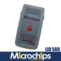 Pocket Microchip Reader | LID-560