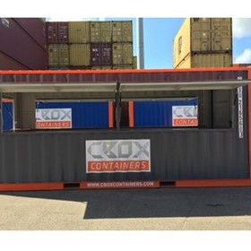 Special Container | 20ft Bar Shipping Containers