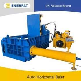 Scrap Metal Baler Manufacturer for Light Gauge Steel | AMB-1612S