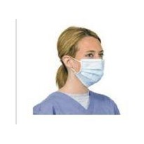 3 PLY, LEVEL 2, Pkt 50-SURGICAL FACE MASKS- TGA APPROVED