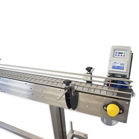Bench Top Slat Conveyor | PSC-6-1.2