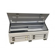 UTE Tool Box | 4 Drawer Steel