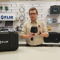 FLIR E53 Thermal Camera: Unboxing Video Review