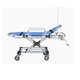 Height Adjustable Hospital Emergency Bed