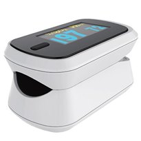 Finger Pulse Oximeter with Multi Colour Screen | CHOMD300CN310