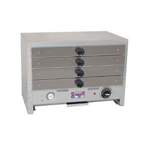 Pie Warmer with Drawers | 40 Pies RO-40DT