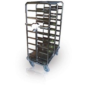 Battery Powered Motorised Trolleys