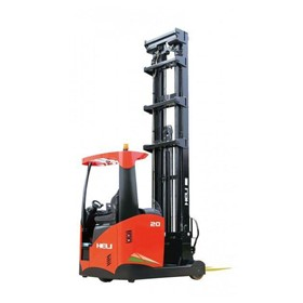 Battery Powered Reach Truck | G2 Series