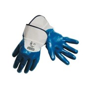 Heavy Nitrile Palm Coated Gloves
