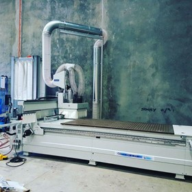 Masterwood 1225K CNC Nesting Machine
