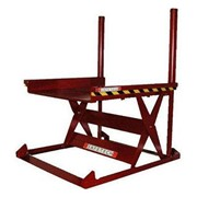 1T Ultra-Low Hydraulic Scissor Lift Table