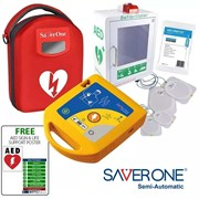 Semi Automatic Defibrillator Package