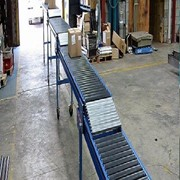 Powered Flexible Extendable Conveyor System