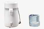 LAFOMED Water Distiller for Autoclaves