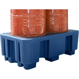 Bunded Pallets and Spill Containment Bund - SAFE-D-CANT® PSRDB001