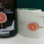 White Ink Printing Service | Food & Beverage Labels