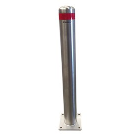 114MM Surface Mount Stainless Steel Safety Bollard