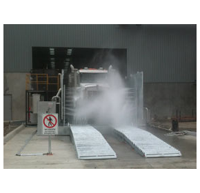 Wheel Wash & Tyre Wash Systems for Hire