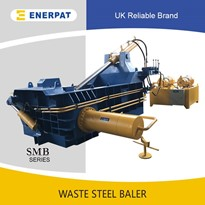 UK Enerpat | Scrap Metal Baler | Scrap Aluminum Metal Baler