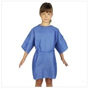 Disposable Paediatric Patient Gown
