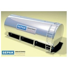 Sepak | Food & Beverage Processing | Stainless Steel Tanks