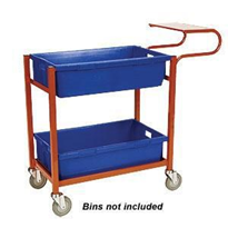 Order Picking Trolley | BinMate | STABIN