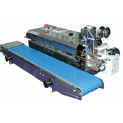 Horizontal and Vertical Band Sealing Machine - Pacmasta