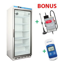 Vaccine Fridge 580LT plus Free Data Logger & Auto Dialler - NULHR600GK