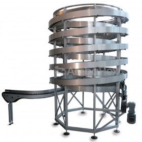 Conveyor Systems -Spiral Buffer Solution | AmbaFlex AVS