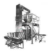 Complete Vertical Form Fill Seal Machine | IWS-600,AC-6B14-2B-1Y