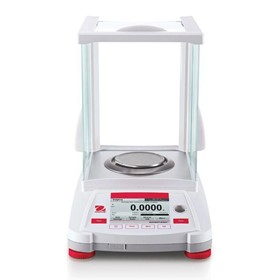Analytical & Precision Balances I Adventurer AX Series